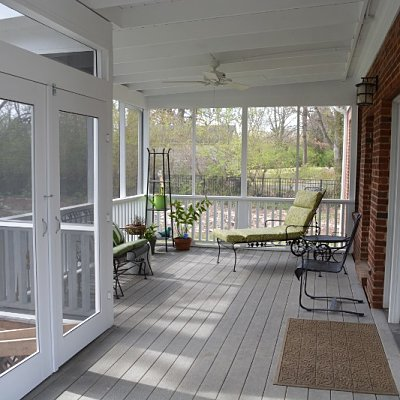 Walker Screened Porch